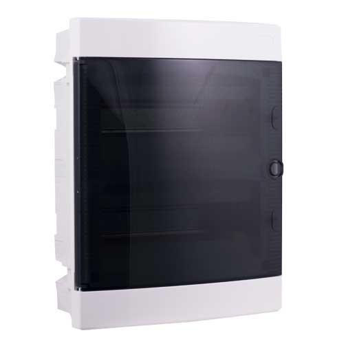 Tableau lectrique encastrer 2 rang es 12 modules for Porte 12 michelin