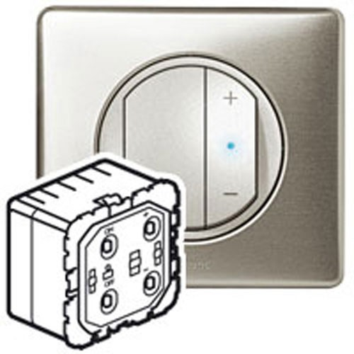 LEGRAND Céliane Mécanisme interrupteur variateur 600W - 3