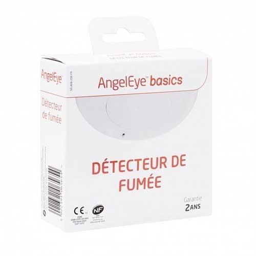 Angeleye basics d tecteur de fum e garantie 2 ans - Detecteur de fumee hager ...