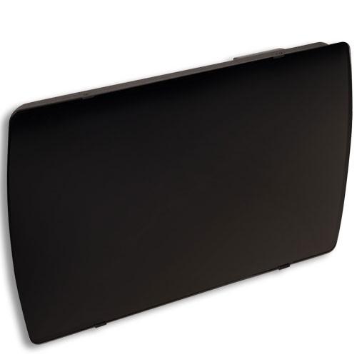 chaufelec dolce panneau rayonnant en verre 1000w. Black Bedroom Furniture Sets. Home Design Ideas