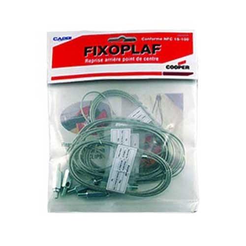 CAPRI Fixoplaf Lot de 5 kits de fixation pour point de centre DCL