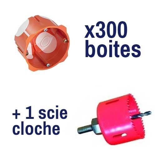 CAPRI Capritherm Boite encastrement simple D67 P40 - 2
