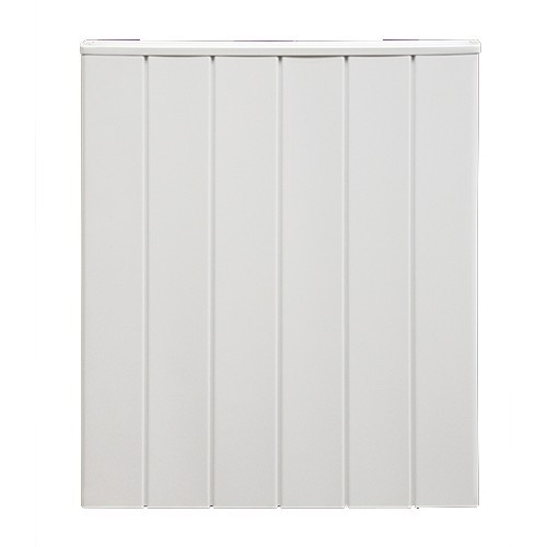 radiateur inertie horizontal 1500w siemens klava. Black Bedroom Furniture Sets. Home Design Ideas
