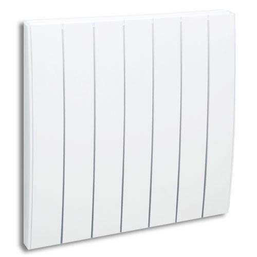 CHAUFELEC Etamine II Radiateur électrique à inertie blanc 1500W - 2