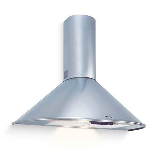 Dmo s hotte d corative de cuisine ronde 90 cm 700m h inox - Hotte de cuisine 90 cm ...