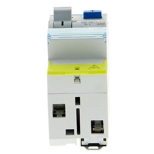 Interrupteur diff rentiel hager 63a 30ma type ac sanvis - Differentiel type a ou ac ...