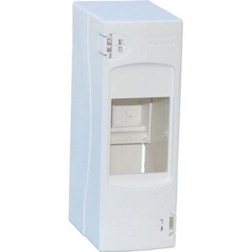 tableautin lectrique legrand coffret cache borne 2 modules 001302. Black Bedroom Furniture Sets. Home Design Ideas
