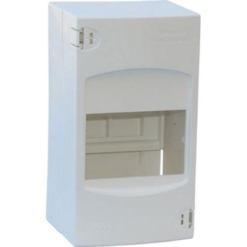 tableautin lectrique legrand coffret cache borne 4 modules 001304. Black Bedroom Furniture Sets. Home Design Ideas
