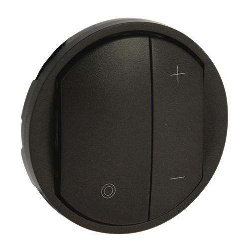 legrand c liane enjoliveur graphite variateur 065283. Black Bedroom Furniture Sets. Home Design Ideas