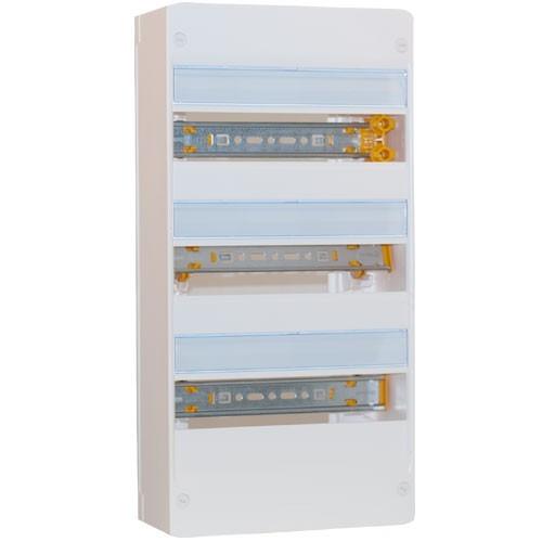 tableau lectrique legrand 3 rang es 13 modules drivia 401213. Black Bedroom Furniture Sets. Home Design Ideas
