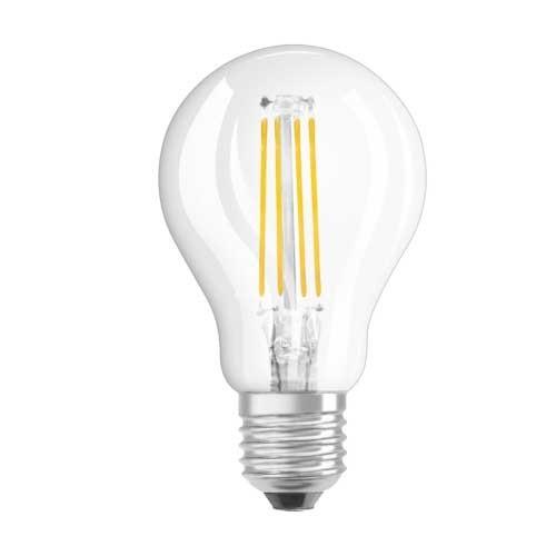 ampoule led filament osram e27 230v 4w 40w sph rique. Black Bedroom Furniture Sets. Home Design Ideas