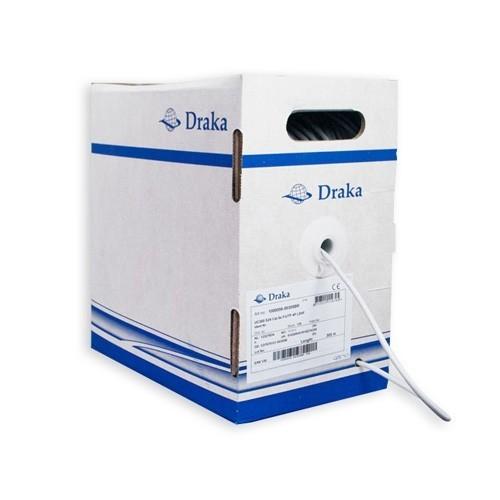DRAKA Câble informatique catégorie 5 F/UTP 100Mhz - Box de 305m