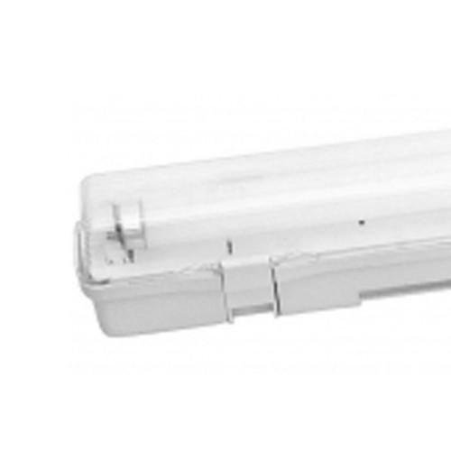 Réglette fluorescente étanche + 1 tube 36W - 2