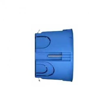 SCHNEIDER Multifix Plus Boîte simple prof. 50 mm avec collerette - 2