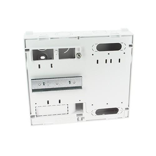 panneau de contr le compteur linky et cbe schneider 13 modules resi9 r9h13416. Black Bedroom Furniture Sets. Home Design Ideas