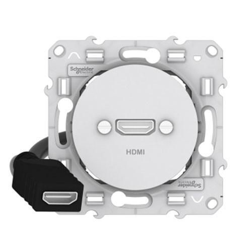 SCHNEIDER Odace Prise HDMI - S520462
