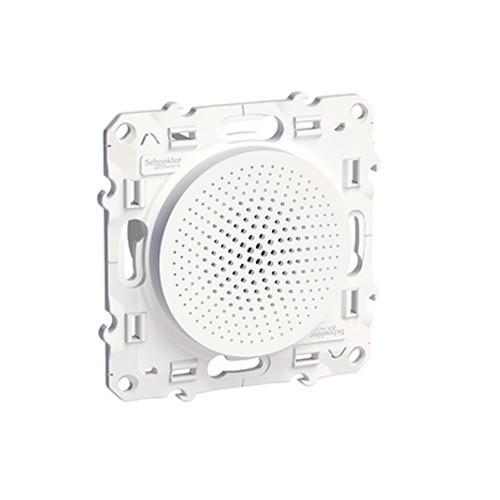 SCHNEIDER Odace Mécanisme prise HP + prise radio FM - S520583 - 3