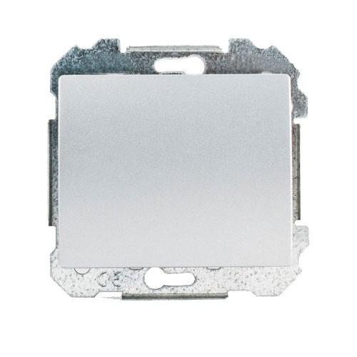 SIEMENS Delta Iris Mécanisme interrupteur va et vient - Silver
