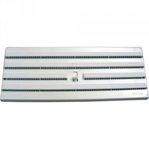 dmo s grille d 39 a ration pvc r glable en applique. Black Bedroom Furniture Sets. Home Design Ideas