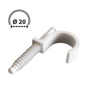 ING FIXATIONS Fix-ring Elec Diamètre 20 - Sachet de 10