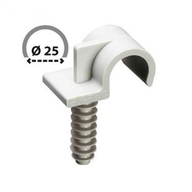 ING FIXATION Fix-ring Diamètre 25 - Boîte de 25