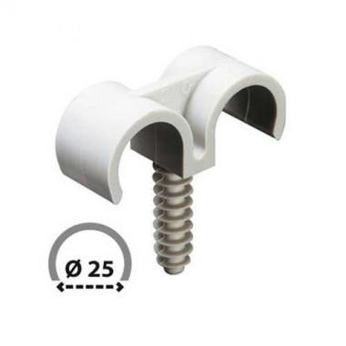 ING FIXATIONS Fix-ring double Diamètre 25 - Sachet de 25