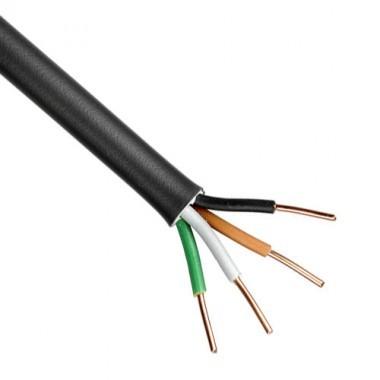 Câble électrique RO2V 4G1.5² au mètre