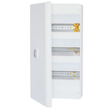 Legrand drivia tableau lectrique 13 modules nu 3 rang es - Tableau electrique pre cable legrand 3 rangees 39 modules ...