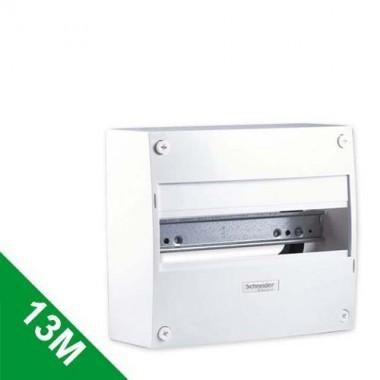 SCHNEIDER Tableau électrique 1 rangée 13 modules