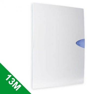 SCHNEIDER Opale Porte opaque pour tableau électrique 13 modules 2 rangées