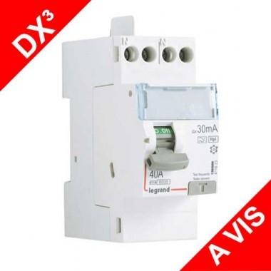 LEGRAND Interrupteur différentiel 40A 30MA TYPE HPI
