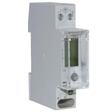 SIEMENS Horloge hebdomadaire digitale 1 module