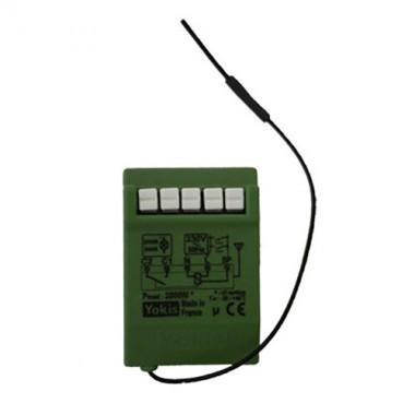 YOKIS TELERUPTEUR 10A RADIO POWER 5454462