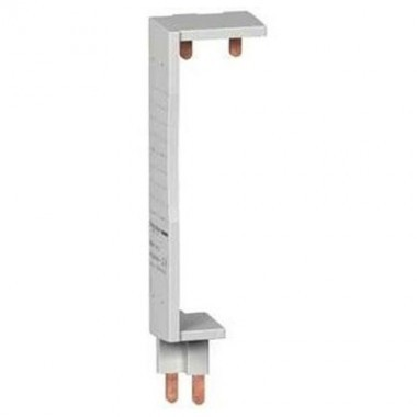 SCHNEIDER Opale Peigne vertical Duoline XP ID'CLIC 63A et XP 25 ou 40A entraxe 125mm