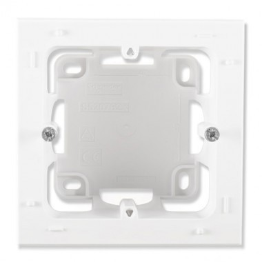 SCHNEIDER Odace Boîte blanche 1P (montage en saillie)