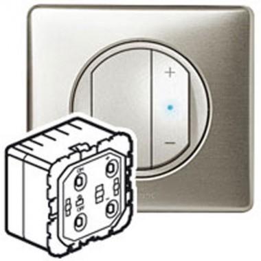 Interrupteur variateur legrand c liane 600w 067082 - Interrupteur legrand celiane ...