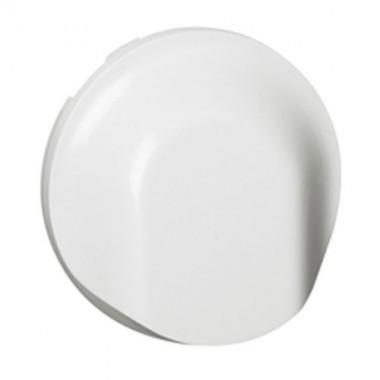 LEGRAND Céliane Enjoliveur blanc sortie de câble