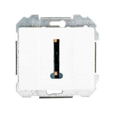 SIEMENS Delta Iris Mécanisme prise téléphone en T - Blanc