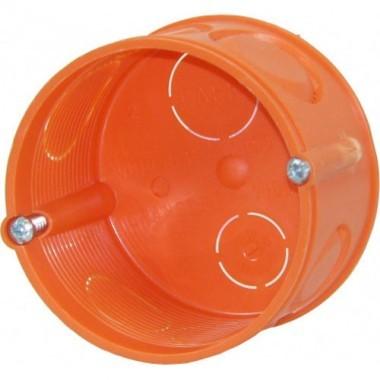 CAPRI Capribox Boîte d'encastrement àsceller J12 avec vis rouge P40