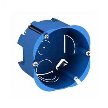 SCHNEIDER Multifix Plus Boîte simple prof. 40 mm avec collerette