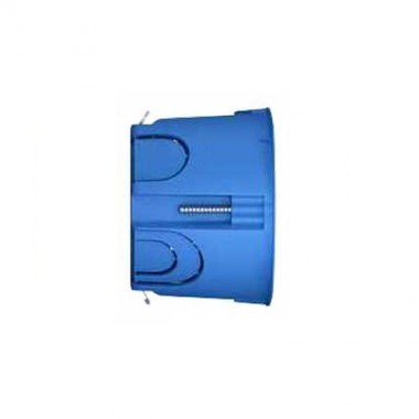 SCHNEIDER Multifix Plus Boîte simple prof. 50 mm avec collerette