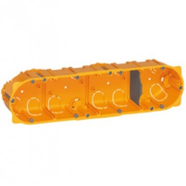 LEGRAND Batibox Boîte quadruple pour placo E71 P40