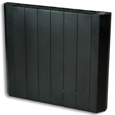 thermo chauff versailles radiateur inertie c ramique anthracite 1000w. Black Bedroom Furniture Sets. Home Design Ideas