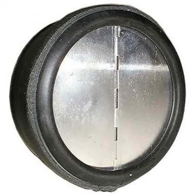 DMO Clapet anti-retour pour conduit alu et pvc souple 125mm