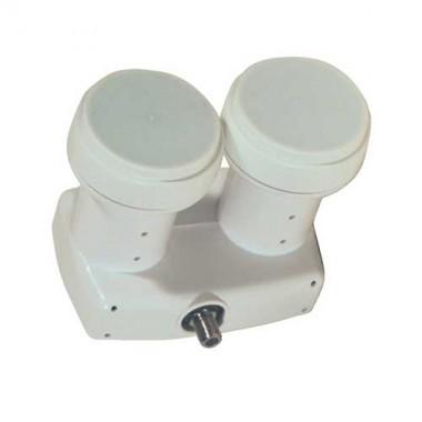 LNB Monobloc 6° - diamètre 40 mm - 0,4 dB