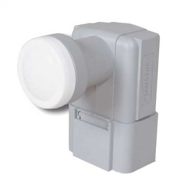 LNB Twin 2 sorties diamètre 40 mm 0,4 dB