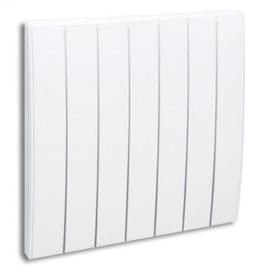 chaufelec etamine ii radiateur lectrique inertie blanc. Black Bedroom Furniture Sets. Home Design Ideas