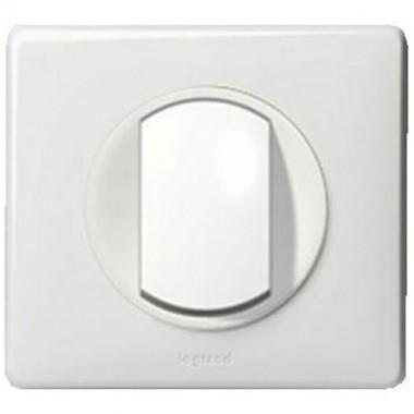 legrand c liane interrupteur va et vient blanc. Black Bedroom Furniture Sets. Home Design Ideas