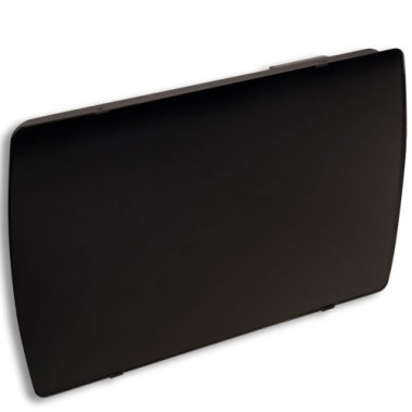 chaufelec dolce panneau rayonnant en verre 2000w. Black Bedroom Furniture Sets. Home Design Ideas