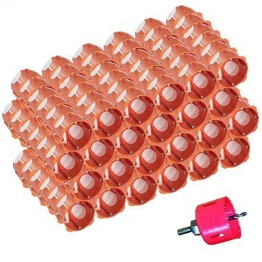 CAPRI Capritherm Boite encastrement simple D67 P40